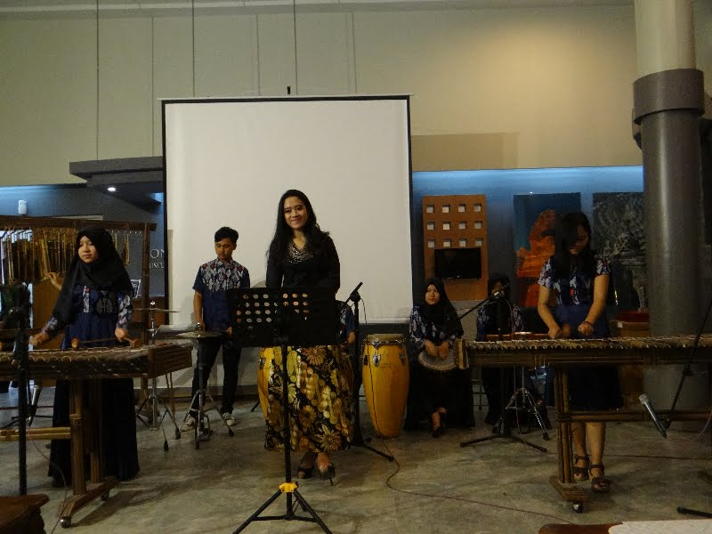 muzikistoj en Bandung
