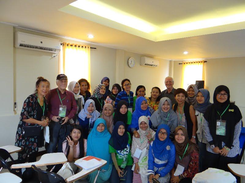 Esperanto-klaso en Bandung