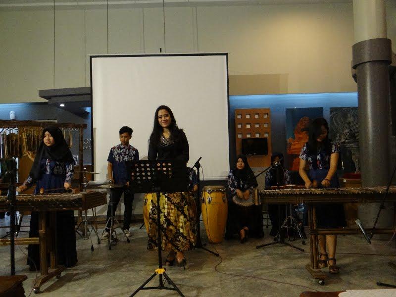 Orkestro en Bandung