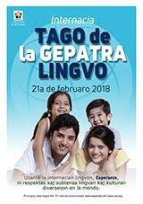 Internacia Tago de la Gepatra Lingvo 2018